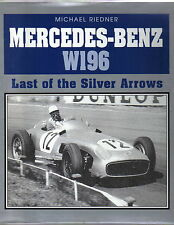 Mercedes Benz W196 Last of the Silver Arrows Fangio Kling Moss Lang + in English