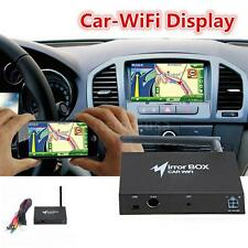 Airplay Car WIFI Box For iOS Android Mobile Phone Navigation To LCD Monitor US