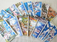 ARIA AQUA 1-12+2 KOZUE AMANO Manga Complete Set Book Japan Comic *