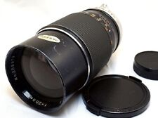 Lentar 200mm f3.5 Manual Focus Lens for Nikon Ai Non Ai