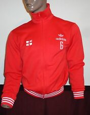 De Colección Originals de Adidas Inglaterra Chándal Track de Superdry estilo retro Tracky Man medio país