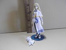 "#A200 Yujin ARIA The Natural Sailor Girl Anime 4""in w/Cat"