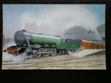POSTCARD LNER LOCO 'GREAT NORTHER' AT KINGS CROSS C1926