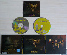 CD + DVD ALBUM DIGIPACK METAL CHIMAIRA RESURRECTION 11 TITRES + BONUS DVD 2007