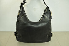 Vintage Michael Kors Black Hobo Shoulder Bag