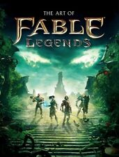 The Art of Fable Legends (Hardcover), ROBINSON, MARTIN, 9781783299409