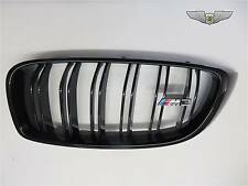 BMW F80 M3 New Genuine Front Left M Performance Gloss Grille 51712352813