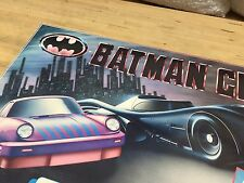 Scalextric Batman & Joker Chase Slot Car Set / 1:32 / Batmobile & Porsche