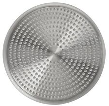 OXO GOOD GRIPS SHOWER STALL DRAIN PROTECTOR STAINLESS STEEL