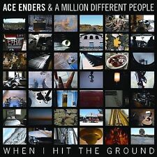 ACE ENDERS AND A MIL-WHEN I HIT THE GROUN CD NEW