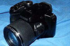Fujifilm FinePix S8200 16.0 MP Digital Camera - Black