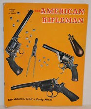 Magazine American Rifleman JANUARY 1970 !!! RUGER No. 1 Single-Shot RIFLE !!!