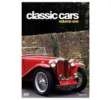 CLASSIC CARS Volume One DVD - by Signature, Austin Healey Morgan MGTC VW Beetle