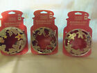 Yankee Candle Illuma-lid for Jar Candles Winter Scenes Christmas New On Card