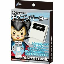 Retro Freak Gear Converter MARK III SG-1000 My Card Master System NEW JAPAN New