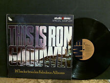 RON GOODWIN  This is . . .    L.P.   Produced by George Martin