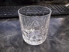 Waterford Crystal Lismore Whiskey Rocks Old Fashioned Tumbler Glass Buy it Now!