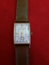 VINTAGE WITTNAUER 7TN WRIST WATCH 17 JEWELS SWISS MADE RUNNING CONDITION