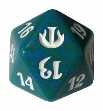 Magic SPINDOWN Dice d20 JOU Green Verde Dado Segna Punti Life Counter Wizards