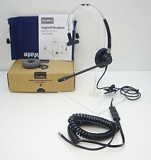 FreeMate YHS04 Headset for Yealink T20P T22P T26P T28P T32G T38G Cisco 7910 7912