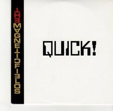 (DJ273) The Magnetic Fields, Quick! - 2012 DJ CD