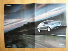 BENTLEY Continental GT Coupe large factory showroom poster - not brochure