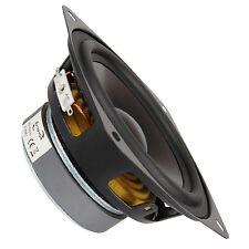 130 mm 4 Ohm Bass Lautsprecher zum Einbau von Dynavox, Tieftöner, Chassis,
