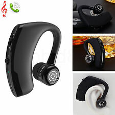 Clear Stereo Bluetooth Headset Earphone For Samsung Galaxy Note Edge 5 4 3 S6 S7