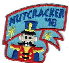 Girl Boy NUTCRACKER '16 Ballet Fun performance Patches Crest Badges SCOUT GUIDE