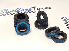 8 urethane tyres for slot car KADER  uk