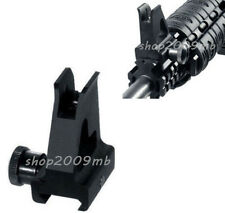 High Profile Detachable Front Sight for Flat top Picatinny Weaver Rail Metal
