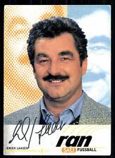Erich Laaser RAN Autogrammkarte Original Signiert ## BC 7846