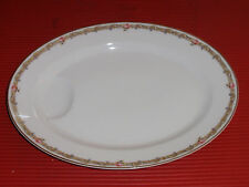 ANTIQUE PORCELAIN HAVILAND LIMOGES PLATTER  SERVING TRAY PLATE