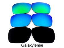 Galassia Lenti Di Ricambio Per Oakley Holbrook verde & blu & nero Polarizzati