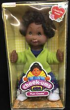 Rare 1999 New Cheek-ums Berry Cheeks Doll Smells Like Plums