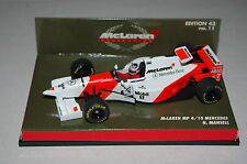 Minichamps F1 1/43 McLAREN MERCEDES MP4/10 NIGEL MANSELL