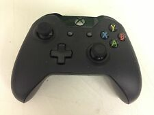 Official Microsoft Xbox One Wireless Controller BLACK - 3.5 mm Jack