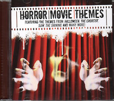 HORROR MOVIE THEMES & SPOOKY MASTERPIECES: HALLOWEEN NIGHT OF FRIGHT & TERROR CD