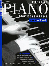 Rockschool Popular Piano & Keyboards Learn to Play Music Lesson Book &CD Grade 6