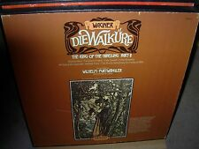 FURTWANGLER / WAGNER die walkure ( classical ) 5lp box set - booklet -