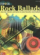 STRUM SING ROCK BALLADS