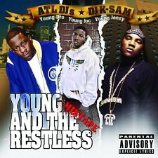 Young & The Restless 1.5 - Young Dro Yung Joc  (2009, CD NIEUW) Explicit Version