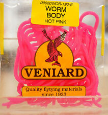 WORM BODY | Squirmy Worm | Veniard | Killer-Material | HOT PINK
