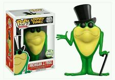 "SCE EXCLUSIVE LOONEY TUNES MICHIGAN J. FROG 3.75"" VINYL POP FIGURE FUNKO 207"