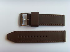 FOSSIL Original Ersatz Lederarmband JR1424 Uhrband watch strap braun 24 mm