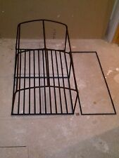 LOBSTER CRAB POT CREEL FRAME AND SIDE DOOR 8MM COATED STEEL 62 X 40 X 30cm