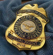US Department of Defense Badges Copper Soldier Cos Insignia Exquisite Souvenirs