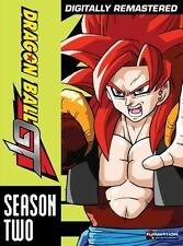DragonBall GT: Season 2 and Movie (2009, DVD NIEUW) Uncut6 DISC SET