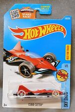 2016 Hot Wheels Car 136/250 Cloud Cutter - L Case