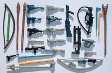 NICE 30+ Weapons LOT for Vintage Star Wars Figures AA